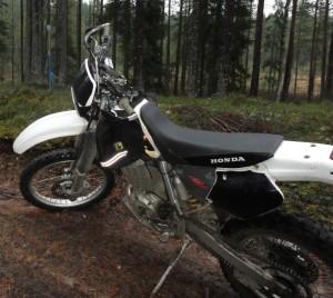 HondaXR400