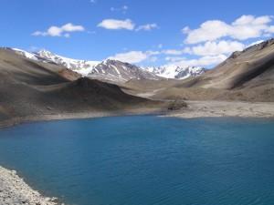 Lake in India