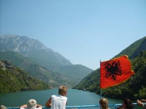 Albania Dejes River
