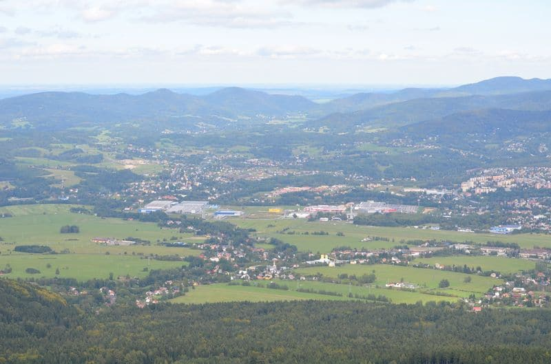 Czech Republic from Jested
