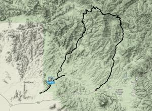 Montana Mountain Loop